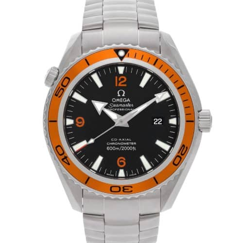 Omega Seamaster Planet Ocean 600m Co-Axial 45.5mm 1381dfacd9d