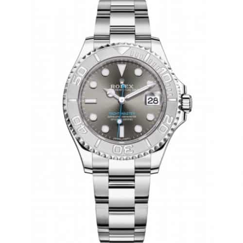 Rolex Yacht-Master 37 Oystersteel and Platinum 87a83058c12