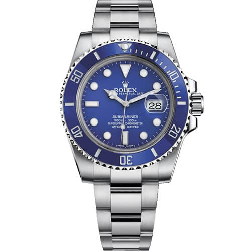 Rolex Submariner Date White Gold 705a217f7bc