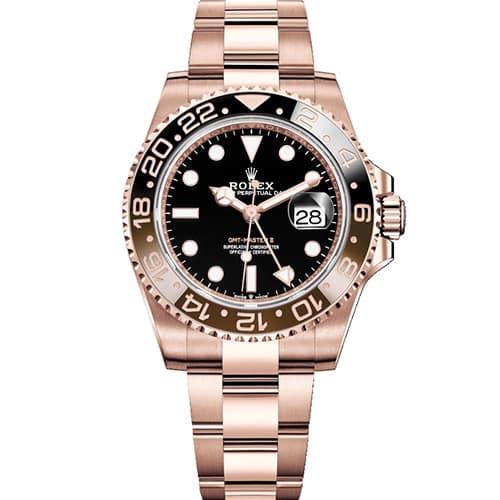 4980a965fa Rolex GMT-Master II 18 ct Everose Gold