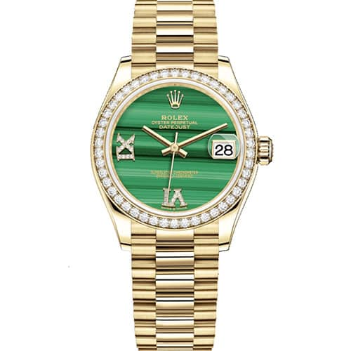 43eeb9b20e Rolex Datejust 31 Yellow Gold and Diamonds