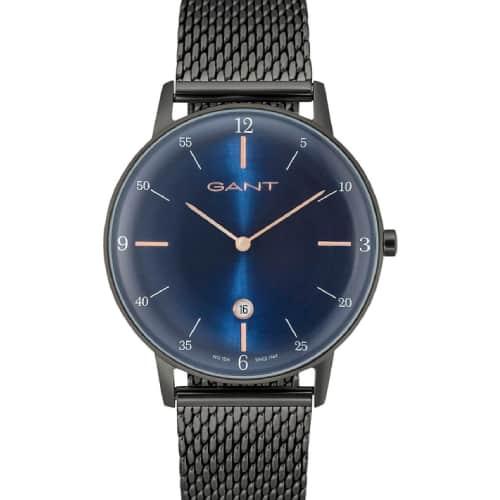 9fde1135c84a Κούρτης Ρολόι-Κόσμημα - GANT Phoenix Black Stainless Steel Bracelet
