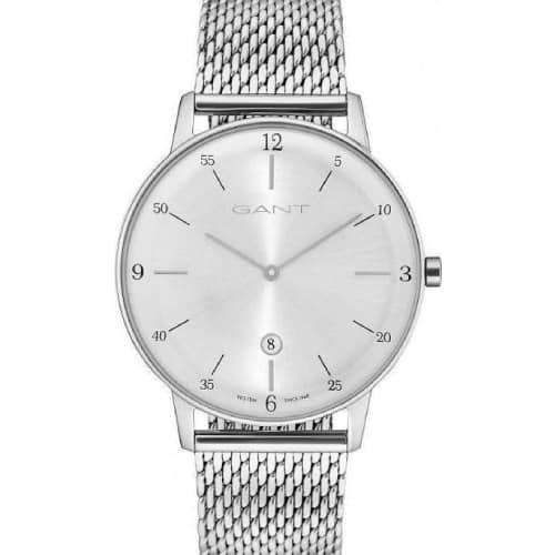 6f6b1941f0ed GANT Phoenix Silver Stainless Steel Bracelet